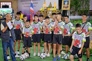 「フリーソロ」のオスカー監督夫妻、タイ洞窟の少年サッカーチーム救出劇を映画化