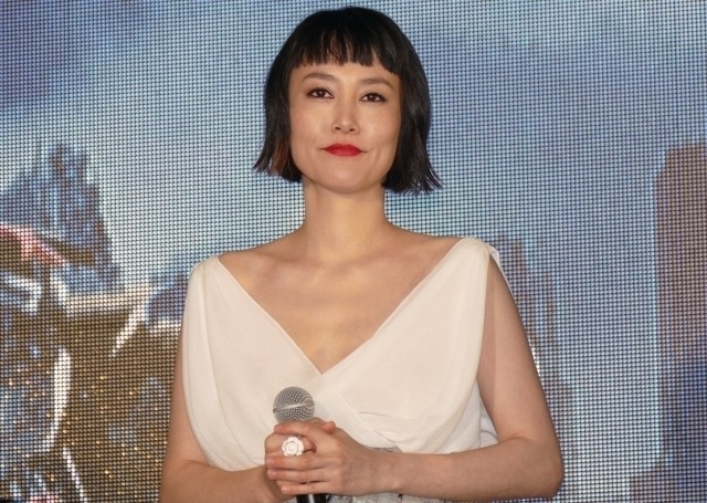 国際的に活躍する菊地凛子