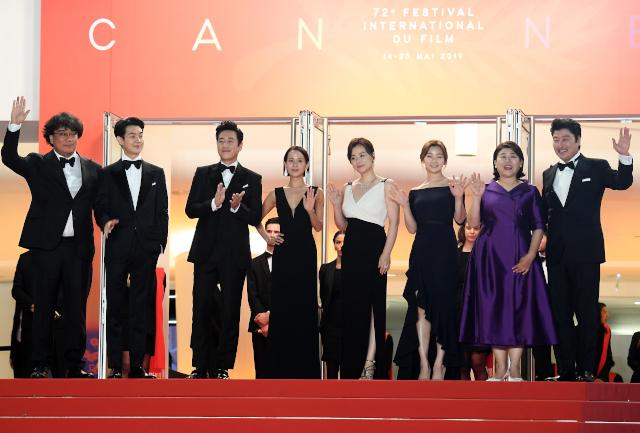 昨年のカンヌ国際映画祭の模様