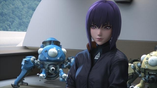 「攻殻機動隊 SAC_2045」メインキャラクターが集結した場面写真初披露! - 画像1