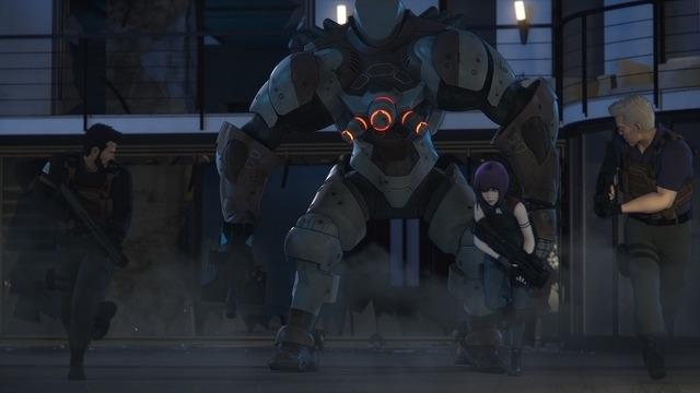 「攻殻機動隊 SAC_2045」メインキャラクターが集結した場面写真初披露! - 画像2