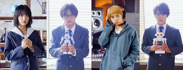 「乃木坂46」の齋藤飛鳥、山下美月、梅澤美波が共演