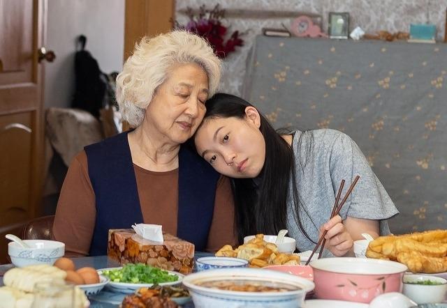 心配性な祖母に一家はぐったり