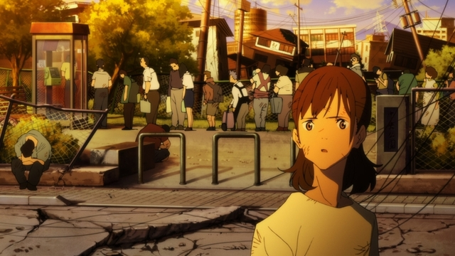 湯浅政明監督のNetflixアニメ「日本沈没2020」に上田麗奈ら出演決定 場面写真も初披露 - 画像3