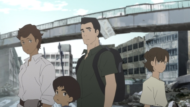 湯浅政明監督のNetflixアニメ「日本沈没2020」に上田麗奈ら出演決定 場面写真も初披露 - 画像2