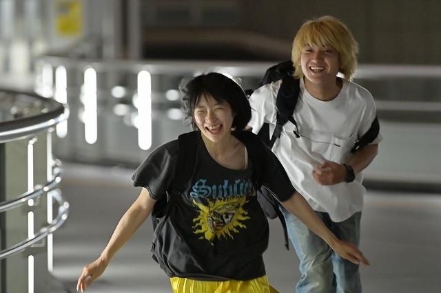 金子大地×石川瑠華が紡ぐ、渋谷を舞台にした刹那の恋 「猿楽町で会いましょう」予告編完成 - 画像2