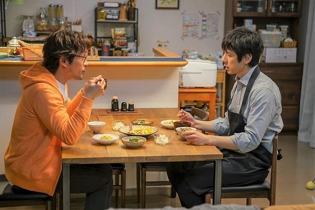 西島秀俊×内野聖陽「きのう何食べた?」映画化が決定! 2021年に全国公開 - 画像2