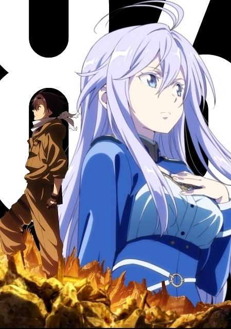 「86」シン役に千葉翔也、レーナ役に長谷川育美 アニメーション制作はA-1 Pictures