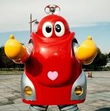 昭和&平成を駆け抜けた伝説のロボットが復活! 「がんばれいわ!!ロボコン」7月公開