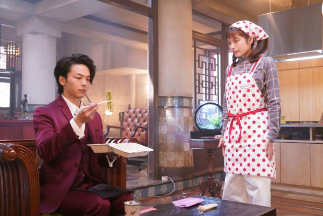 中村倫也「美食探偵 明智五郎」Huluオリジナルストーリー配信!「オンエア後のデザートとして、お楽しみください」