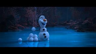 ディズニー、「アナと雪の女王」オラフが主人公の新短編シリーズをテレワークで制作