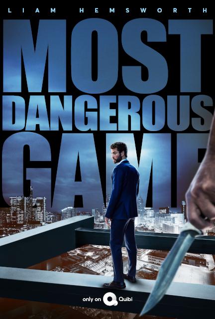 リアム・ヘムズワース主演「Most Dangerous Game(原題)」