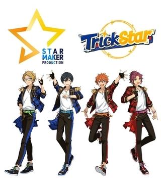 「あんさんぶるスターズ!!」ソングCDシリーズリリース決定 第1弾は「Trickstar」