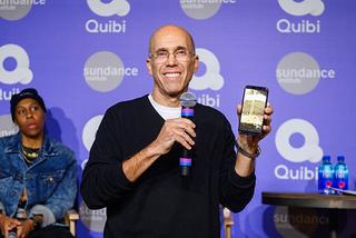 携帯向け短編動画配信Quibiダウンロード数、1週間で175万