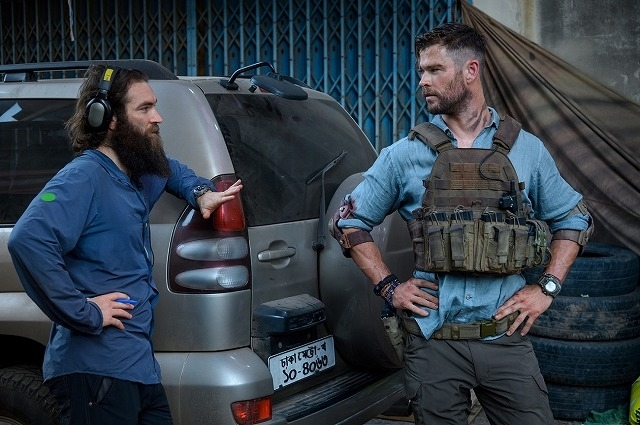 クリス・ヘムズワースが最強の傭兵を演じる「タイラー・レイク 命の奪還」