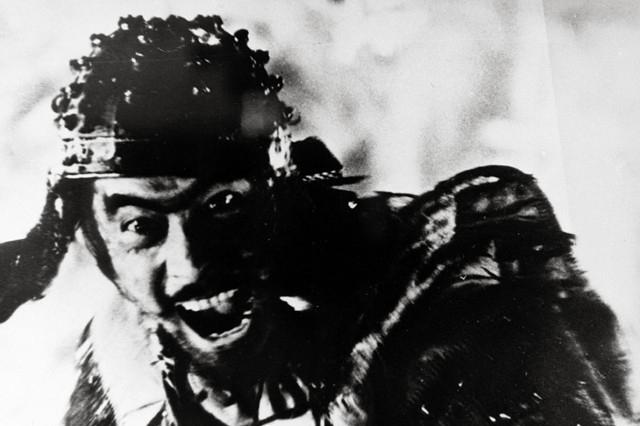 黒澤明監督の「七人の侍」