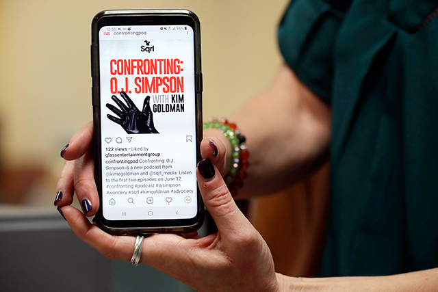 「Confronting: O.J. Simpson」は700万ダウンロードを突破
