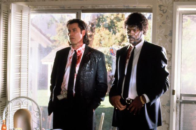 【「パルプ・フィクション」評論】斬新な手法がクールな輝きを放ち続ける、バイブル的なバイオレンス犯罪映画