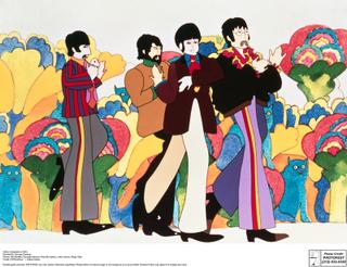 家で一緒に歌おう ザ・ビートルズのアニメ映画「イエローサブマリン」がYouTube上映