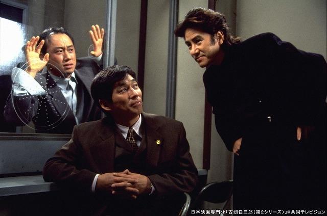 「古畑任三郎」「あぶない刑事」「傷だらけの天使」――ゴールデンウィークに一挙放送祭り!