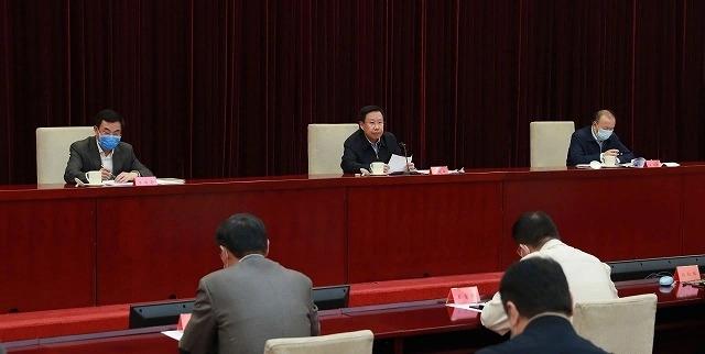中国国家映画局による新型コロナウイルス対策会議で発表された