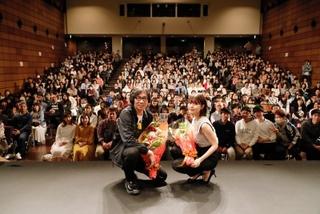 行定勲監督の次なる一手は「家で映画祭を楽しもう!」 高良健吾、有村架純とのトーク映像を限定配信