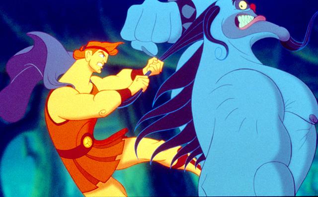 ディズニーアニメ「ヘラクレス」が実写映画化 ルッソ兄弟がプロデュース