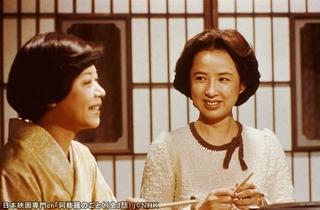 八千草薫さん×向田邦子の名作ドラマ「阿修羅のごとく」日本映画専門チャンネルで放送!