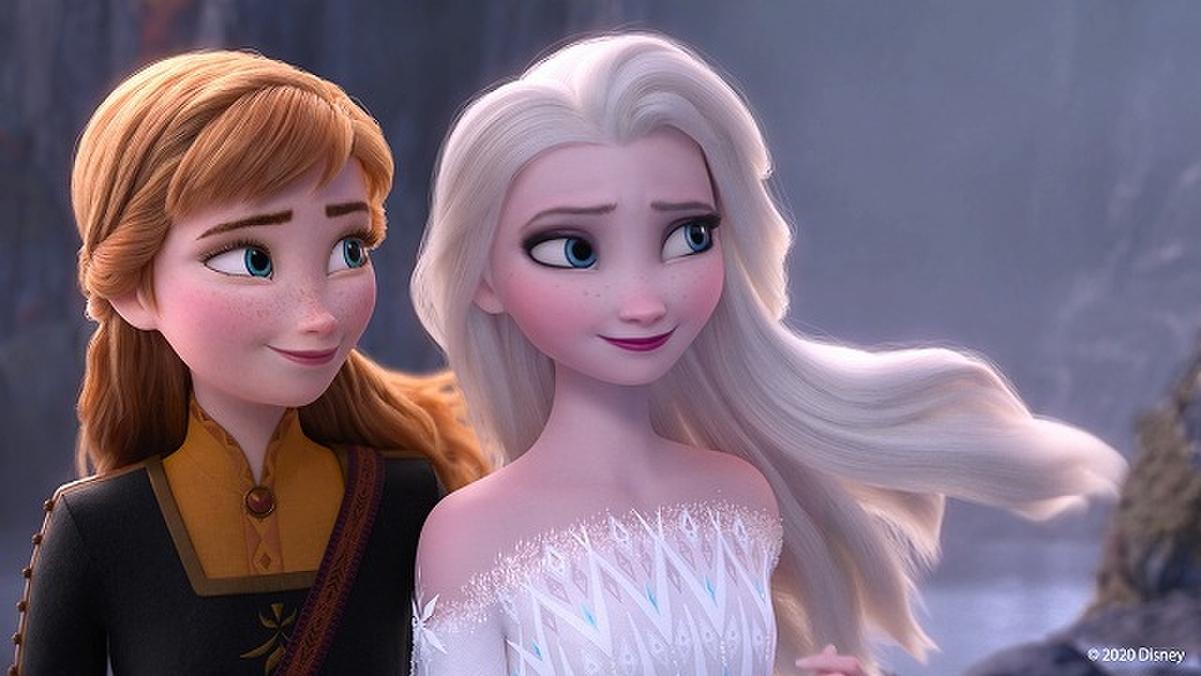 雪 2 精霊 アナ