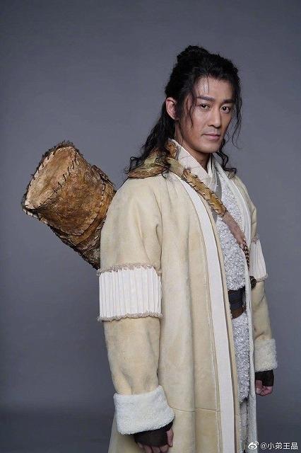 主演は香港の人気俳優レイモンド・ラム