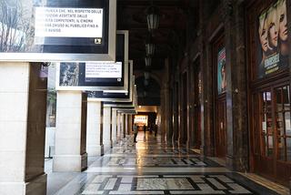 イタリアの映画館が6月15日から営業再開