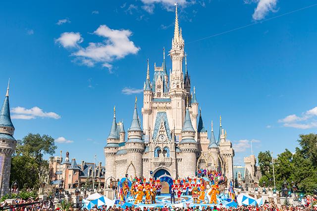 米フロリダにあるウォルト・ディズニー・ワールド