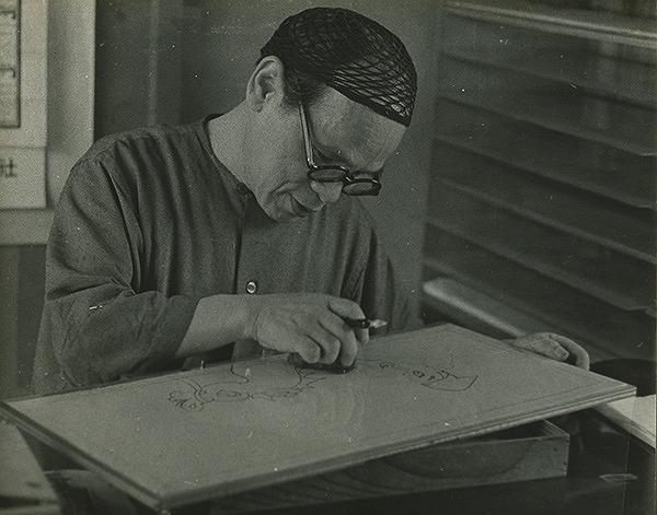 アニメーション作家の大藤信郎さん