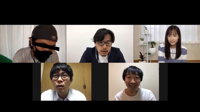 斎藤工がリモート制作した短編「C●RONAPLY+-ANCE コ●ナプライアンス」5月29日オンライン上映