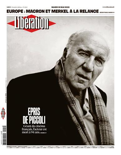 フランスの名優、ミシェル・ピコリ