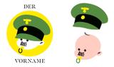あの独裁者が赤ちゃんに!?「お名前はアドルフ?」大島依提亜氏オリジナルイラスト公開