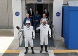 「アベンジャーズ」衣装デザイナー、「スペースX」有人宇宙船の宇宙服をデザイン 5月31日未明に打ち上げ予定