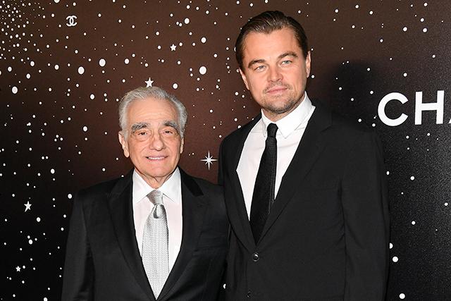 ディカプリオ&スコセッシ監督6度目のタッグ 実話を基にしたクライムドラマをAppleが獲得