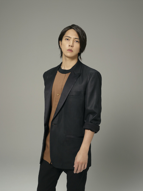 山下智久、初の世界楽曲タイアップに「涙してしまいそうなほど感激」 ドラマ「THE HEAD」ED曲を提供
