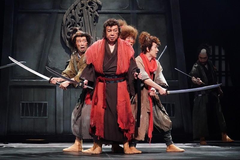 ゲキ×シネ最新作「けむりの軍団」7月3日からT・ジョイ横浜先行公開