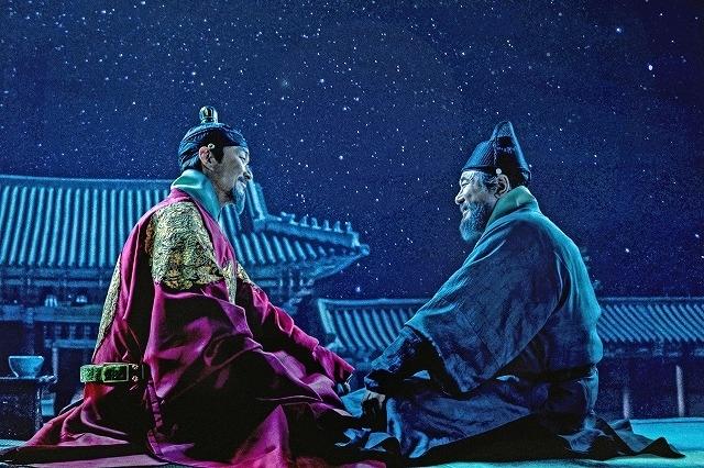 ハン・ソッキュ&チェ・ミンシク「シュリ」以来20年ぶりの共演!「世宗大王」予告入手 - 画像1