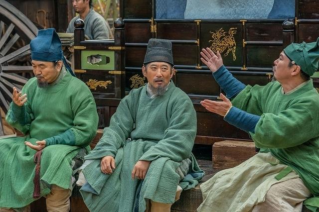 ハン・ソッキュ&チェ・ミンシク「シュリ」以来20年ぶりの共演!「世宗大王」予告入手 - 画像10
