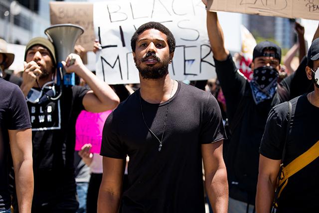 「ブラックパンサー」マイケル・B・ジョーダン、ハリウッドで黒人の雇用を訴える