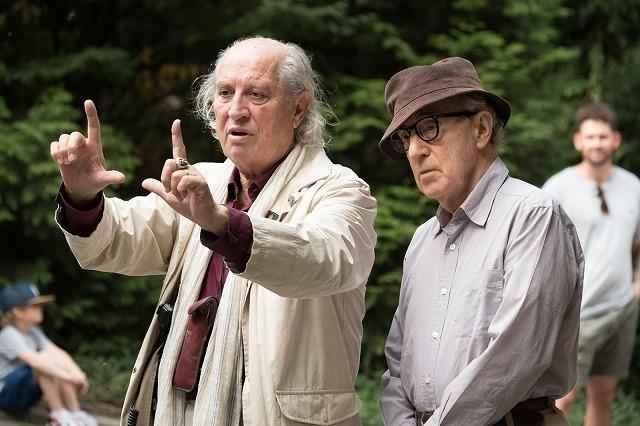 80歳になったビットリオ・ストラーロ(左)