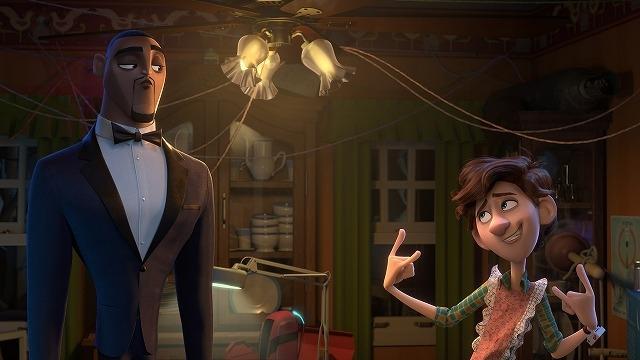 ウィル・スミス×トム・ホランド!「スパイ in デンジャー」Disney+で7月10日配信