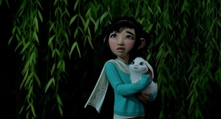 """ディズニーアニメ界の""""伝説""""が長編初監督!「フェイフェイと月の冒険」Netflixで今秋配信"""