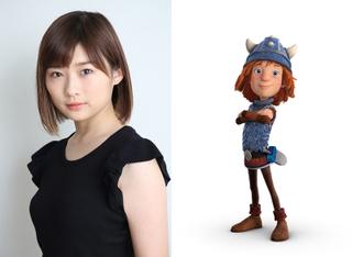 「小さなバイキング ビッケ」CGアニメ版が10月公開!主人公ビッケは伊藤沙莉