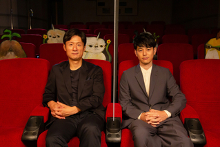 妻夫木聡、池松壮亮、眞島秀和らが映画を語る! PFF・オンライン映画祭特報映像