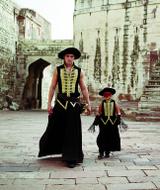 映画『落下の王国』(ターセム・シン監督、2006年)衣装デザイン