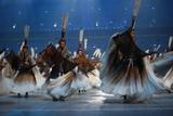 『北京夏季オリンピック開会式』(チャン・イーモウ演出、2008年)衣装デザイン